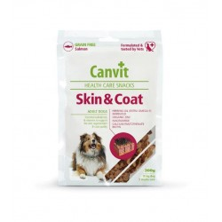 CANVIT SNACK DOG SKIN&COAT